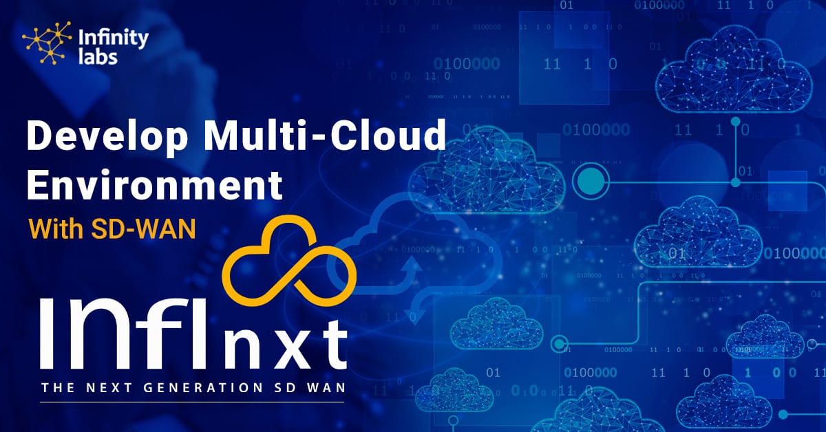 Develop Multi-Cloud Environment With SD-WAN
